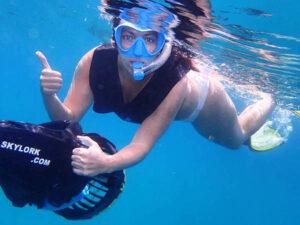 Scooter Snorkeling in Antigua | Best Antigua Snorkeling Tour